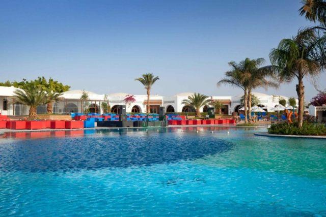 Egypte : Hôtel Mercure Hurghada