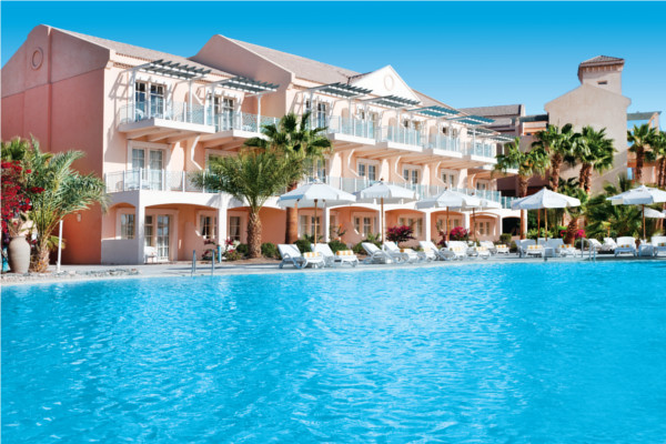 Piscine - Mövenpick Resort & Spa El Gouna
