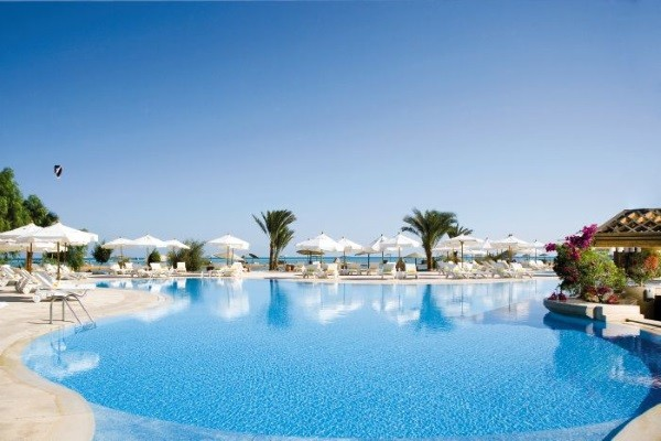 Piscine - Hôtel Movenpick Resort & Spa El Gouna 5* Hurghada Egypte