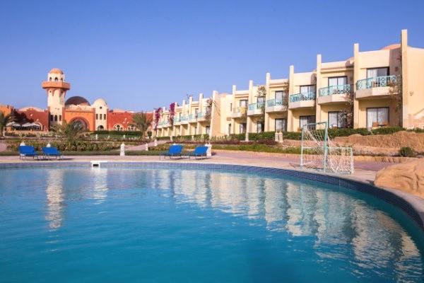 Piscine - Hôtel Onatti Beach Resort 4* Hurghada Egypte