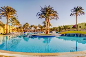 Egypte-Hurghada, Hôtel Palm Beach Resort