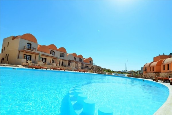 Piscine - Rohanou Ecolodge & Beach Resort