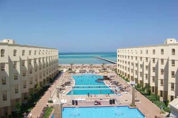 Piscine - Hôtel Royal AMC 5* Hurghada Egypte