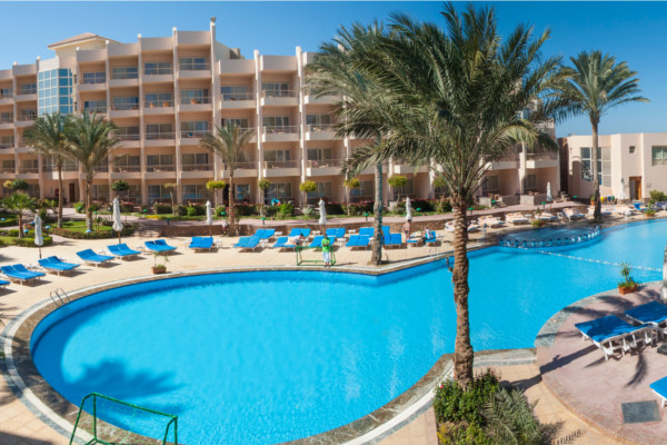 Piscine - Sea Star Beau Rivage 5* Hurghada Egypte