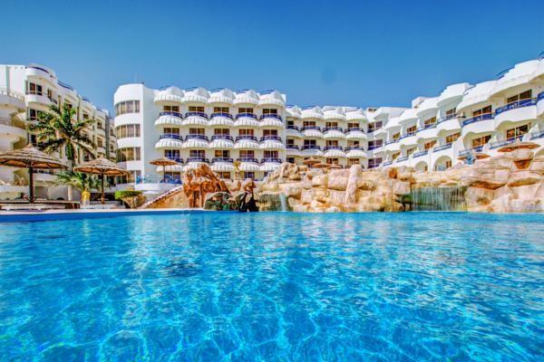 Piscine - Hôtel Seagull 4* Hurghada Egypte