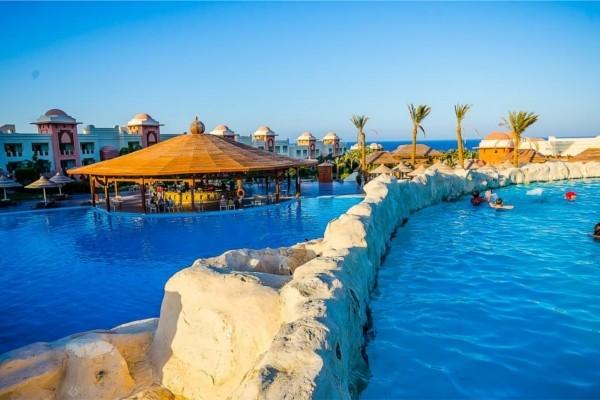 Piscine - Hôtel Serenity Makadi Beach Resort 5* Hurghada Egypte