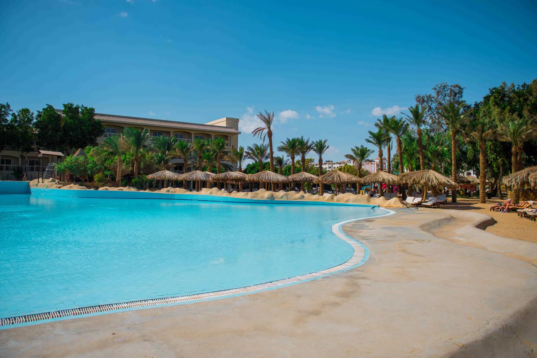 Piscine - Hôtel Sindbad Club 4* Hurghada Egypte