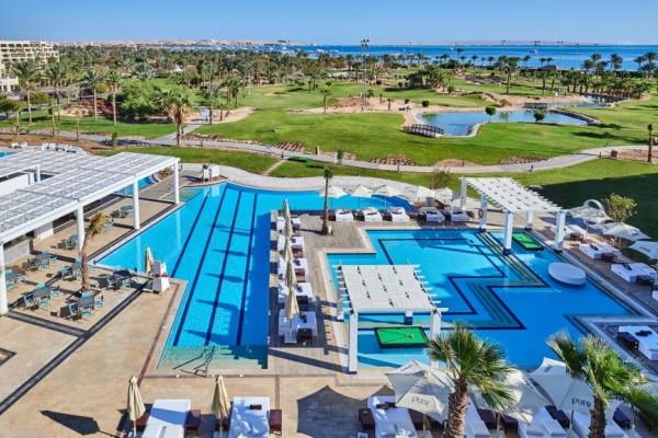 Piscine - Hôtel Steigenberger Pure Life 5* Hurghada Egypte