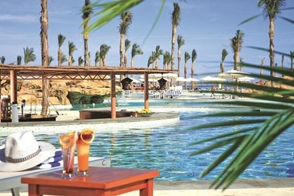 Piscine - Hôtel Stella Di Mare Beach Resort & Spa 5* Hurghada Egypte