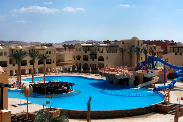 Piscine - Hôtel Stella di Mare Gardens Resort & Spa 4* Hurghada Egypte