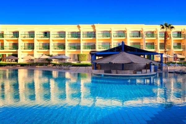 Piscine - Hôtel Swiss Inn Resort Hurghada 5* Hurghada Egypte