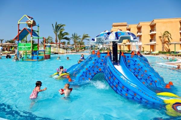 Piscine - Hôtel Three Corners Sunny Beach 4* Hurghada Egypte