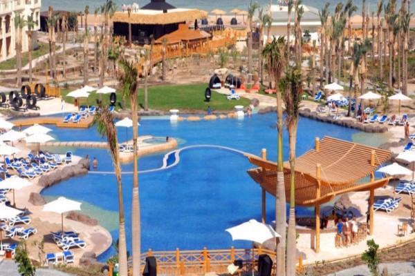 Piscine - Hôtel Tropitel Sahl Hasheesh 5* Hurghada Egypte