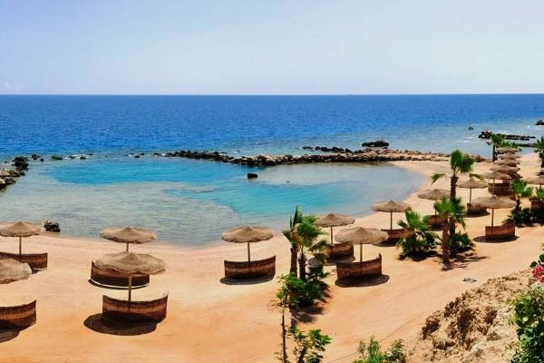 Plage - Hôtel Albatros Citadel 5* Hurghada Egypte