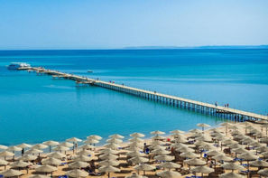 Egypte-Hurghada, Hôtel AMC Royal