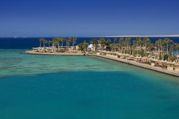 Plage - Hôtel Arabella Azur Resort 4* Hurghada Egypte