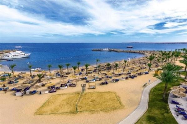 Plage - Hôtel Beach Albatros Resort 4* Hurghada Egypte
