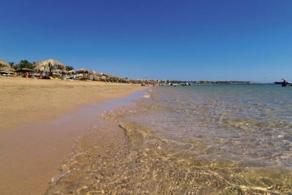 Plage - Hôtel Caribbean World Soma Bay 5* Hurghada Egypte