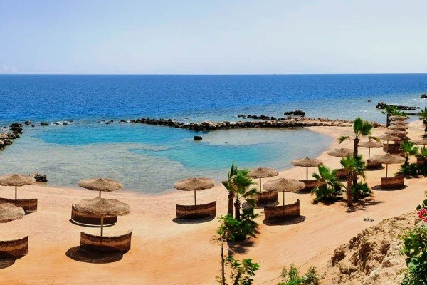 Plage - Hôtel Citadel Azur 5* Hurghada Egypte