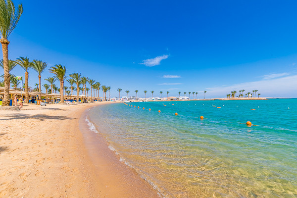 Plage - Continental Hurghada