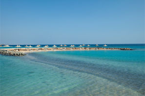 Egypte-Hurghada, Hôtel Coral Beach Resort
