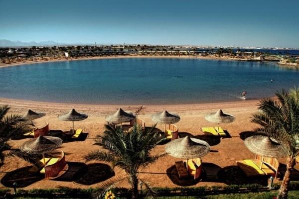 Plage - Hôtel Desert Rose Resort 5* Hurghada Egypte