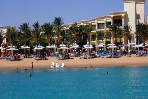 Plage - Hôtel Hilton Hurghada Resort 5* Hurghada Egypte