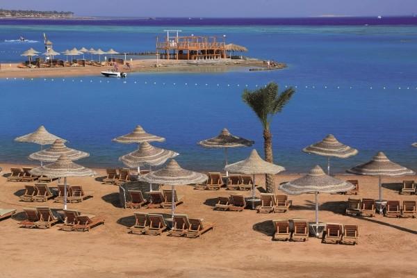 Plage - Hôtel Labranda Club Makadi 4* Hurghada Egypte