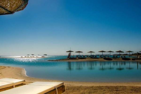 Plage - Hôtel Labranda Club Paradisio El Gouna 4* Hurghada Egypte