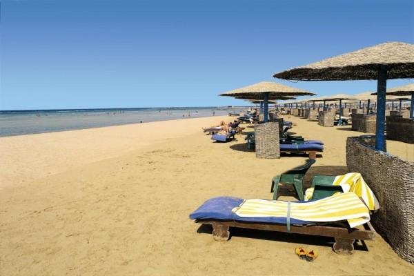Plage - Hôtel Long Beach Resort 4* Hurghada Egypte
