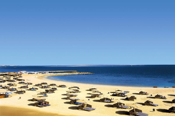 Plage - Hôtel Mercure Hurghada 4* Hurghada Egypte