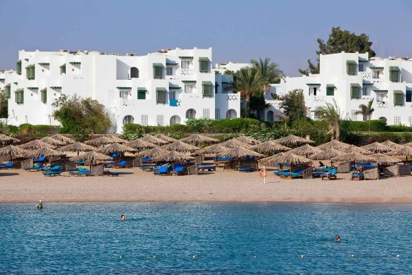 Plage - Mercure 4* Hurghada Egypte