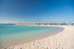 Egypte-Hurghada, Hôtel Mondi Club Coral Beach