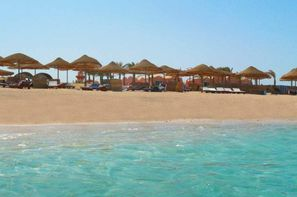 Egypte-Hurghada, Hôtel Onatti Beach Resort