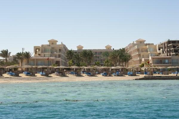 Plage - Hôtel Sea Star Beau Rivage 5* Hurghada Egypte