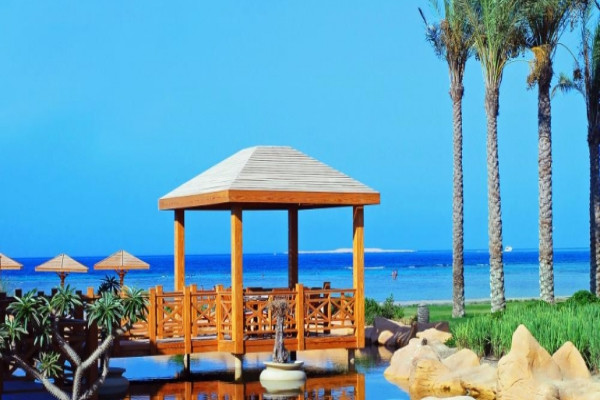 Plage - Hôtel Tropitel Sahl Hasheesh 5* Hurghada Egypte