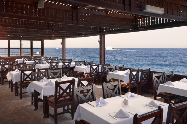 Restaurant - Hôtel Arabella Azur Resort 4* Hurghada Egypte