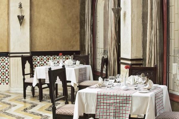Restaurant - Club Jet tours Hurghada 5* Hurghada Egypte