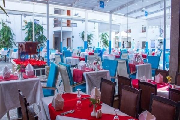 Restaurant - Hôtel Marlin Inn Azur Resort 4* Hurghada Egypte
