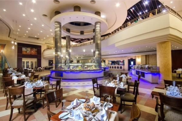 Restaurant - Hôtel Serenity Makadi Beach Resort 5* Hurghada Egypte