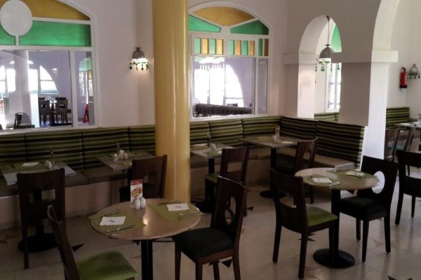Restaurant - Hôtel Three Corners Rihana Inn 4* Hurghada Egypte