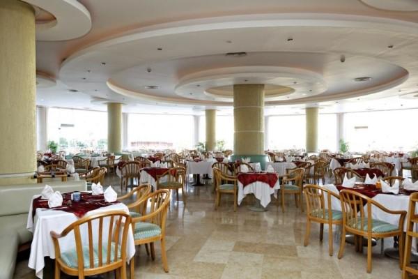 Restaurant - Hôtel Three Corners Sunny Beach Resort 4* Hurghada Egypte