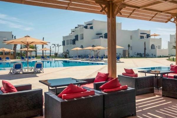 Terrasse - Hôtel Mercure Hurghada 4* Hurghada Egypte