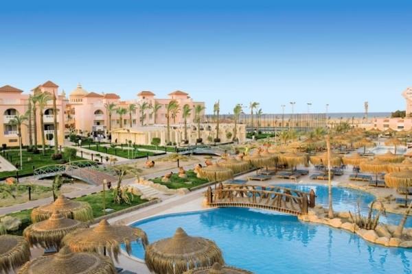 Vue panoramique - Hôtel Albatros Aqua Park 4* Hurghada Egypte