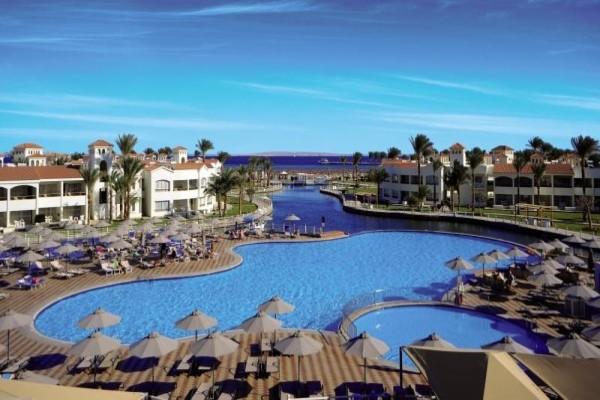 Vue panoramique - Hôtel Dana Beach Resort 4* Hurghada Egypte