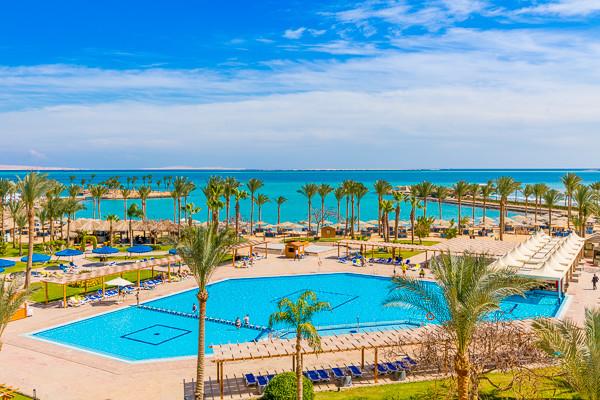 Vue panoramique - Club Framissima Continental Hurghada 5* Hurghada Egypte