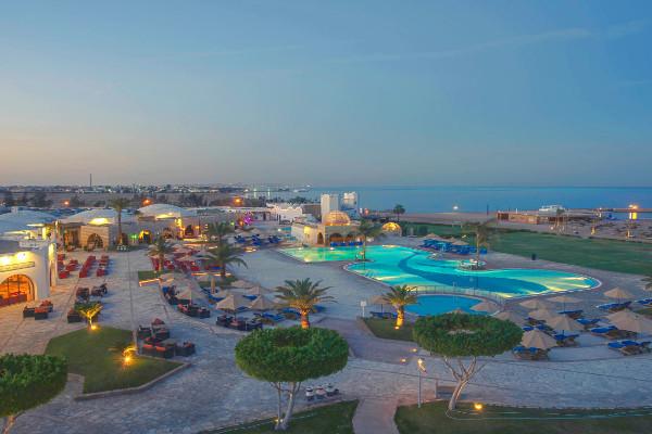 Vue panoramique - Hôtel Mercure Hurghada 4* Hurghada Egypte