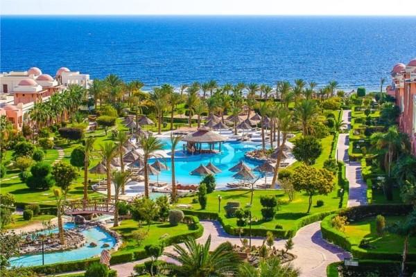 Vue panoramique - Hôtel Serenity Makadi Beach Resort 5* Hurghada Egypte