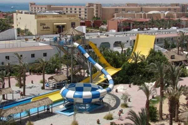 Vue panoramique - Sindbad Club 4* Hurghada Egypte