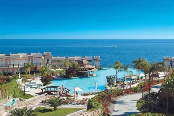 Vue panoramique - Hôtel Three Corners Sunny Beach 4* Hurghada Egypte